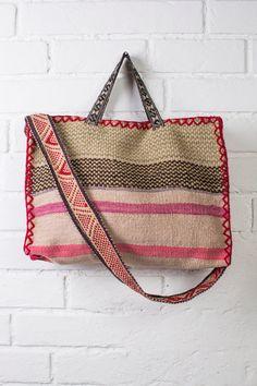 BOHO BAG - Hippie travel bag, bohemian carry on, tribal overnight bag, indie weekender bag,hippie vacation bag,boho tote bag,carryall