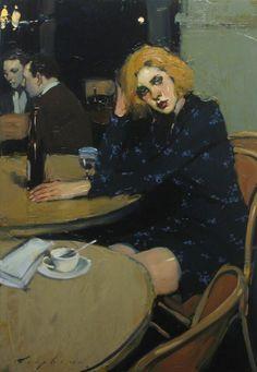 Malcolm Liepke nasceu em 1953 e é um artista americano que cria apetitosas pinturas a óleo que retratam em espessas camadas de tinta, um pouco do universo feminino.