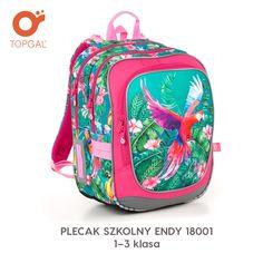 60cc71517e3e6 Plecaki szkolne dla dziewczyn · Plecak Topgal dla dziewczynek z piękną