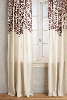 Boho Curtains #anthrofave