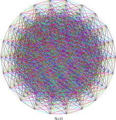 This polytope may be of great importance for the 11-dimensional M theory in an Euclidean setting.