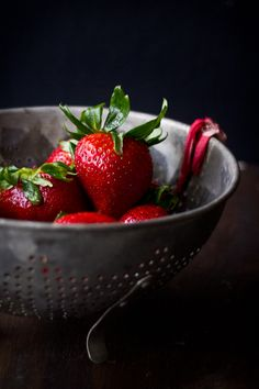 Strawberries... A fun new way to grow them and recipes for cooking with them. http://livedan330.com/2015/04/09/growing-strawberries-in-gutters/