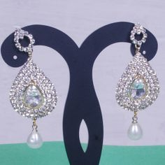 Online Shopping for Designer Blue Color Necklace  | Earrings | Unique Indian Products by Swarajshop - MSWAR74001707130