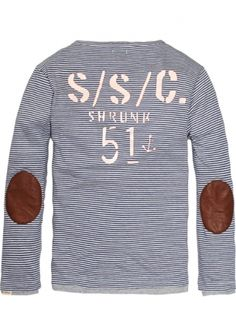 Scotch Shrunk Double Layer Granddad bij Eb & Vloed Lifestyle