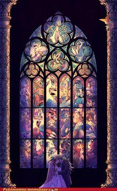 Church of Pokemon