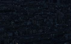 Download wallpapers 4k, cityscape textute, buildings, darkness, night city, cityscapes