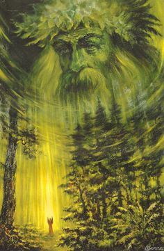 Druids Trees: Lord of the Grove.