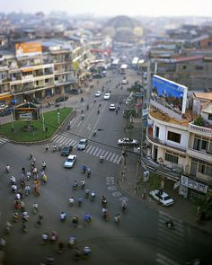 Phnom Penh (Cambodia). 'The Cambodian capital is a chaotic yet  charming city that has thrown off the  shadows of the past to embrace a brighter  future.'