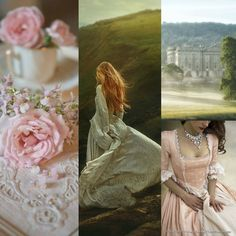 Beautiful Pictures with a English, Victorian, Scottish and Irish twist victorian romance love cake roses pink white fashion awesome vieuw castle cottage fashion love books interior. www.ouwbollig.eu