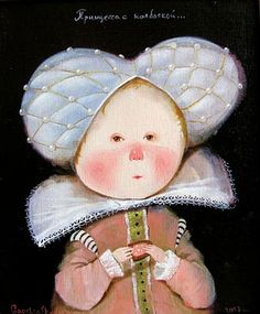 Принцесса с колбаской by Gapchinska