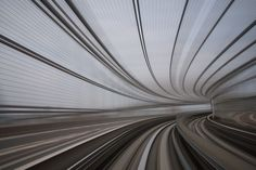 tokyo's yurikamome line in stunning long exposure shots by appuruPai.