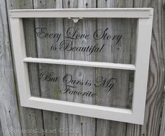 13 Repurposed Window Projects {a baker's dozen}