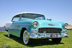 1955 Chevrolet Bel Air Hardtop Coupe -