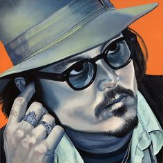 Depp by Kelly Jade King