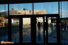 Atene: L'osannato museo dell'Acropoli   Camperistas.com