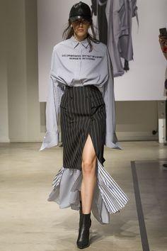 Juun.J Spring 2018 Menswear collection | Architect's Fashion