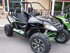 Arctic Cat UTV. Hello new toy very soon :) just want the orange and white!