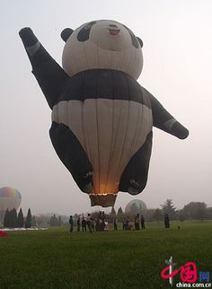 Hot air balloon festival kicks off