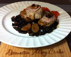 Easy yet elegant dish great for weekday meals