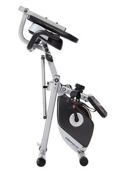 Exerpeutic 400XL Folding Recumbent Bike This one is another popular exerpeutic exercise bike in the world of life fitness bike. Users love this product because it is affordable and giving the best features.