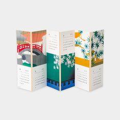 京の木版画・四季折々