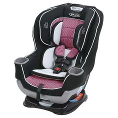 Graco Extend2Fit Convertible Car Seat, Safety, Infant, Toddler, Baby ...