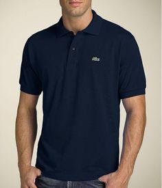 Camisa Pólo Lacoste – Azul Esc | Rede Aliança