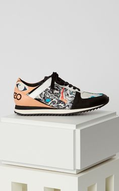 Flying Tiger Sneakers for Women Kenzo | Kenzo.com