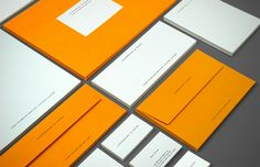 Creative Stationery, Attido, Brand, Identity, and Branding image ideas & inspiration on Designspiration Corporate Identity Design, Visual Identity, Branding Design, Brand Identity, City Branding, Web Design Mobile, The Design Files, Communication Design, Evernote