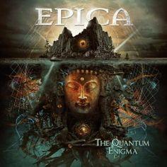 Epica [The Quantum Enigma]. 2014. Artwork : Tonnie Simons.
