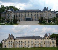 Category:Exterior of the Château de Malmaison Chateau De Malmaison, La Malmaison, Empress Josephine, Napoleon Josephine, Beautiful Buildings, Beautiful Homes, French Chateau, Paris, Historic Homes