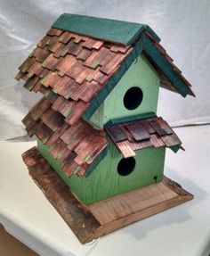 Shakin shack birdhouse