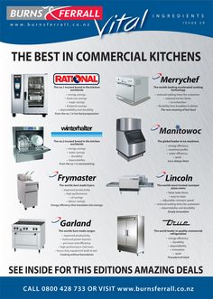 the Best in Commercial Kitchen