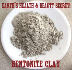 The Health and Beauty Benefits Of Clay!