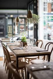 Coffee shop design, wooden table restaurant, rustic restaurant interior, re Decoration Restaurant, Deco Restaurant, Restaurant Design, Farmhouse Restaurant, Modern Restaurant, Design Café, Layout Design, Cafe Interior, Interior Design