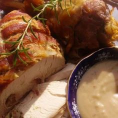 24 csodálatosan omlós karácsonyi húsétel | Nosalty Mashed Potatoes, Christmas Crafts, Pork, Food And Drink, Pizza, Cheese, Chicken, Cooking, Ethnic Recipes