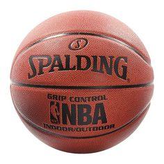 Spalding NBA Grip Control Indoor Outdoor Basketball - Size 7 Basket Du  Moment 365df5bff0064
