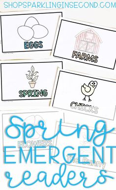Spring Emergent Read