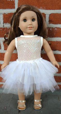 American Girl Doll Flower Girl Dresses