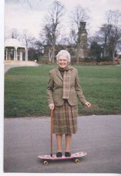 Granny's style