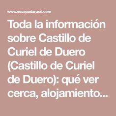 45 Ideas De Castillos D Edpaña Castillos Castillo Medieval Lugares De España