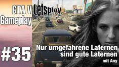 """GTA 5 Letsplay 35 🔫 Laternen sind zum umfahren da ★ Fahrtraining mit itsAnyTime [DE] ★ Nein, so leicht gebe ich nicht auf! 😀 Ich fahre die Strecken """"Über drei Banden"""", """"Auf der Rennbahn"""" und """"Amüsiermeile"""""""