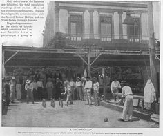 Game of bolara Old Pictures, Old Photos, Puerto Rico History, Puerto Rican Culture, Puerto Ricans, Nassau, Photo L, West Indies, Jamaica