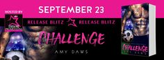 Renee Entress's Blog: [Review + Excerpt + Giveaway] Challenge by Amy Daw...