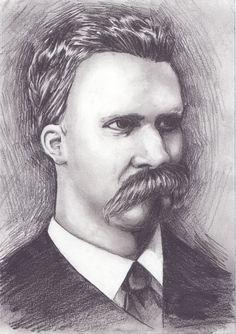 """Nietzsche - 1844 / 1900 Friedrich Wilhelm Nietzsche foi um filólogo, filósofo, crítico cultural, poeta e compositor alemão do século XIX. Pretendeu ser o grande """"desmascarador"""" de todos os preconceitos e ilusões do gênero humano, aquele que ousa olhar, sem temor, aquilo que se esconde por trás de valores universalmente aceitos, por trás das grandes e pequenas verdades melhor assentadas, por trás dos ideais que serviram de base para a civilização e nortearam o rumo dos acontecimentos…"""