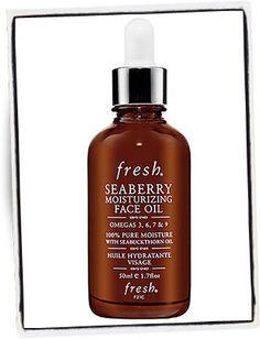 Seaberry Moisturizing Face Oil de Fresh - Foto: sephora.com