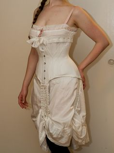 Truly VIctorian 1903 Edwardian Corset front