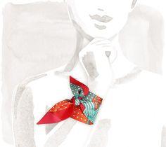 Little Hermes Hermès Red - Twillys - Twillys - Women | Hermès, Official Website