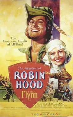The Adventures of Robin Hood.