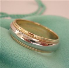 1000 Images About TIFFANY Co Men 39 S Wedding Band Ring On Pinterest